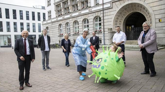 Sonder-Impfaktion: Stadt und Impfzentrum laden dazu ein
