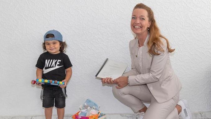 Ehrenpatenschaft für das siebte Kind
