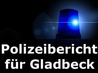 Täglich aktualisierter Polizeibericht aus Gladbeck