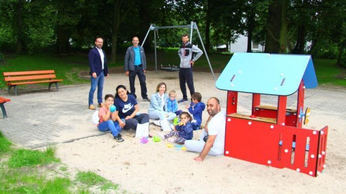 Vonovia in Gladbeck: Investitionen für die Kleinsten