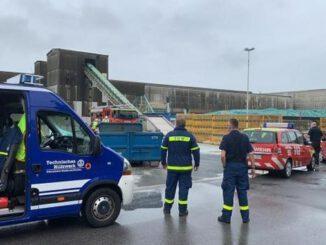 Feuerwehr Gladbeck hatte einen ereignisreichen Tag