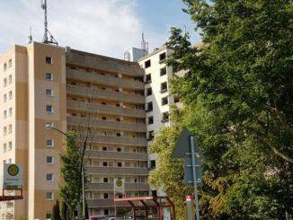 Stadt stoppt Sicherheitsdienst in der Steinstraße 72