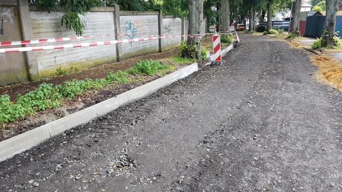 Gladbecker Holperstrecke auf der Tauschlagstraße wird saniert