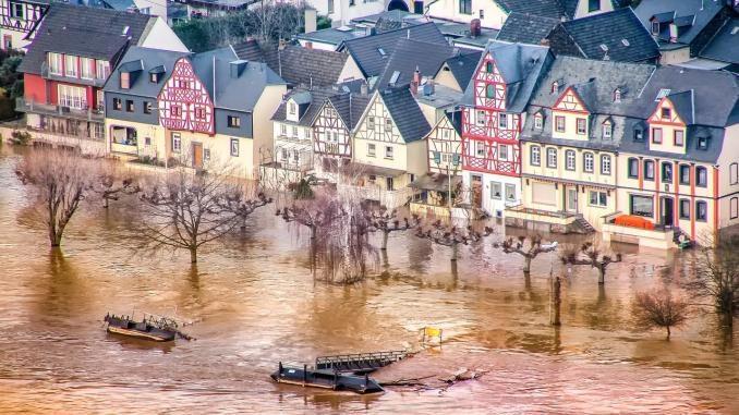 Gladbecker Fluthilfe: Spendenkonto wurde eingerichtet