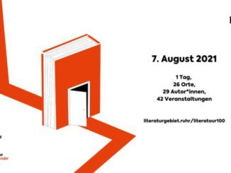 Literatour 100 - drei Veranstaltungen auch in Gladbeck