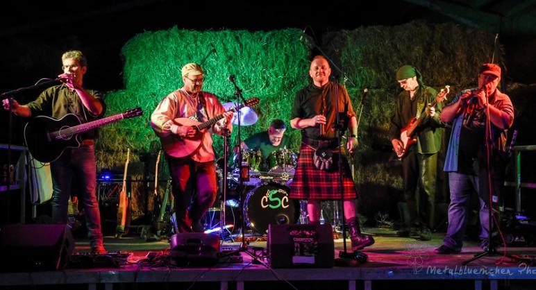 Irische Musik am Kotten Nie