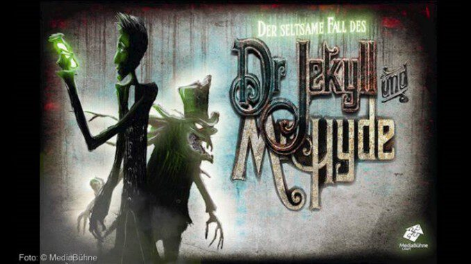 Dr. Jekyll und Mr. Hyde kommen nach Gladbeck