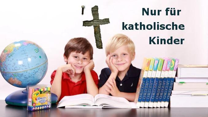Katholische Grundschule: Nichtkatholische nicht willkommen