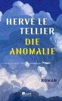 """Cover """"Die Anomalie"""""""