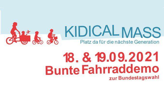 Erste Kidical Mass in Gladbeck