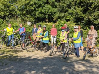 Fahrradkurs für Gladbecker Frauen mit Migrationsgeschichte