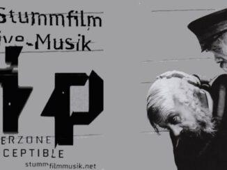 STUMMFILM + LIVE-MUSIK im Maxus Gladbeck