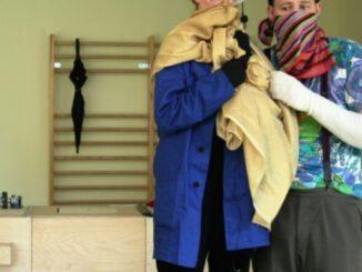 AWO-Gladbeck: Murmel und Blaublech machen Kita-Kindern Mut