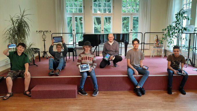 Workshop verzahnt Musik und Medien