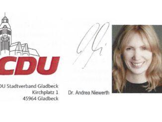 CDU Gladbeck - dreht die Partei noch weiter rechts ab?