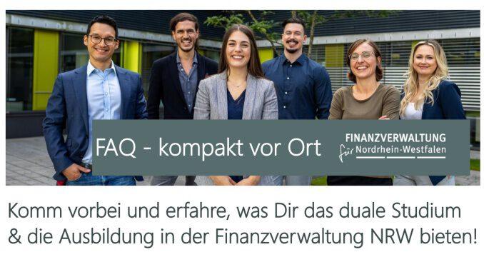 Duale Ausbildungen - jetzt beim Finanzamt durchstarten