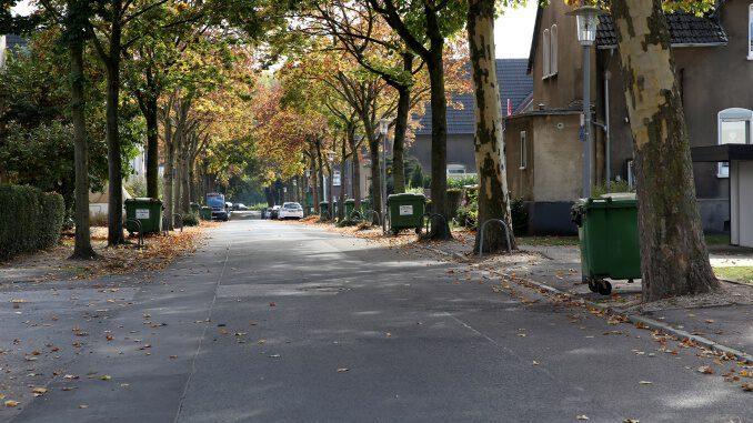 Zentraler Betriebshof Gladbeck teilt mit: Der Herbst ist da!