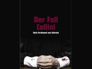 Der Fall Collini: Theater in der Stadthalle Gladbeck