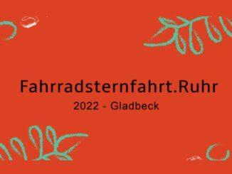 Fahrradsternfahrt.Ruhr: Gladbeck lädt zur Planung für 2022 ein