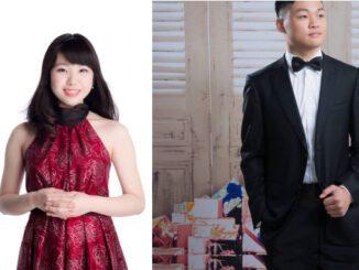 Haruka Shioya und Yuan Jung Tsai