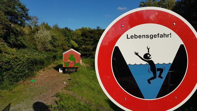 Taubenhaus in Gladbeck wird von den Tauben ignoriert