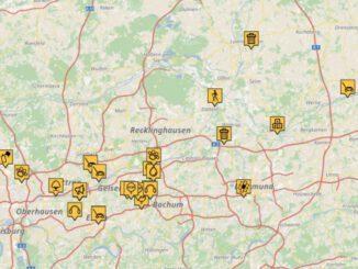 Ruhrgebiet: Neuer Mängelmelder für Emscher und Lippe