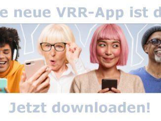 Neue VRR App: Schnell und einfach Verbindungen und Tickets finden